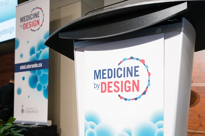 Medicine by Design launches Translation Talks
