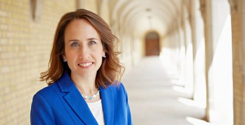 Dr. Kristin Cleverley headshot