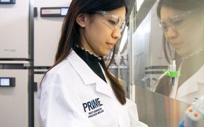 U OF T'S NEW PRECISION MEDICINE PROGRAM OFFERS TRAINING IN CROSS-DISCIPLINARY SCIENCE